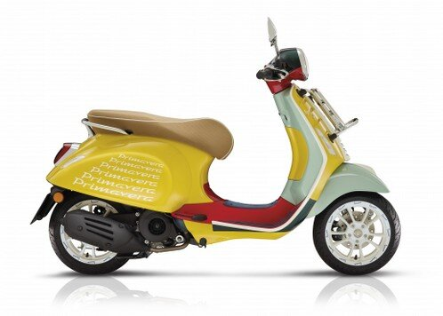 Vespa Primavera 3V 125 Touring Sean Wotherspoon ABS