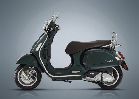 Vespa GTS Touring 300 HPE ABS ASR